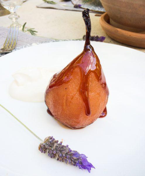 pear desert