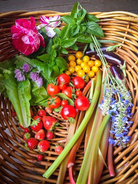 garden produce organic Bowral